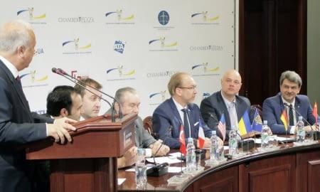 Cтворення Міжнародної Ради Палат та Бізнес-Асоціацій в Україні