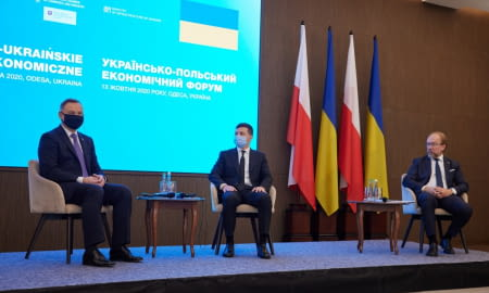 Ukraine-Poland: meeting of the Presidents supported by the UCCI