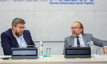 The Donbass development: task to goverment, work with business