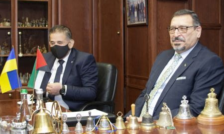 Ukraine-Palestine: UCCI is Ready to Renew The Dialogue
