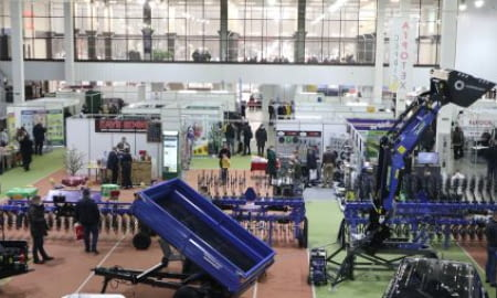 """Specialized Exhibitions """"AgroTechService"""" and """"Construction in Civil and Agro Sectors"""" Are Opened"""