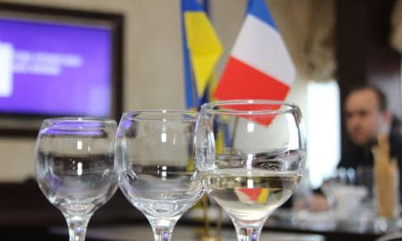 Wine Rendez-Vous: Competition between Tastes of Ukraine and France