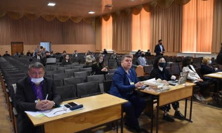 Donetsk CCI Supports Talented Youth